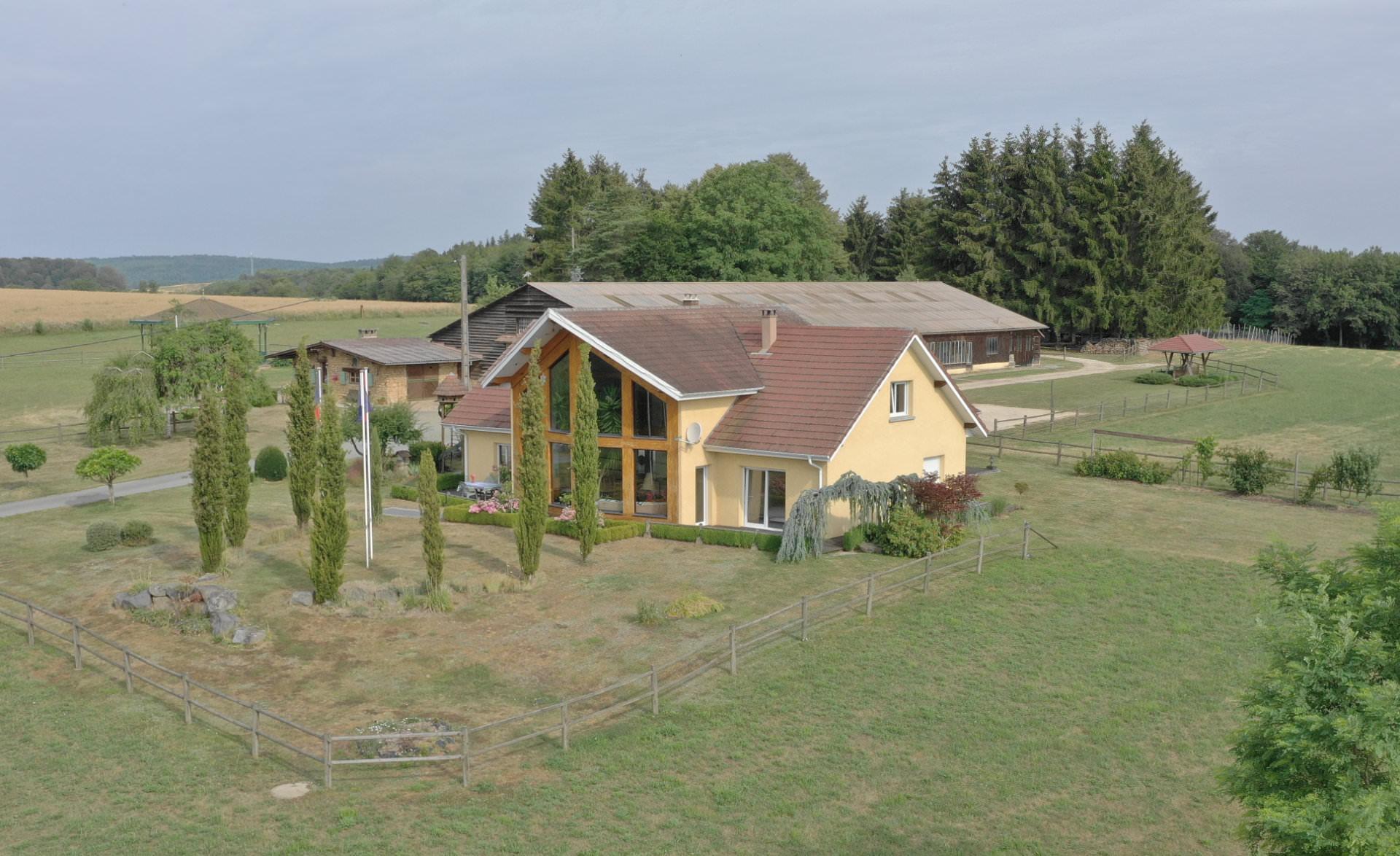 maison hôtes Bourgogne-Franche-Comté
