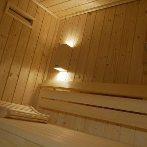 sauna maison hôtes